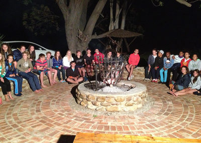 Teambuilding at Oaksrest Vineyards