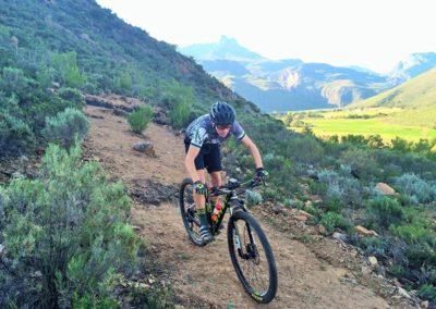 Mountain Bike Trails at Oaksrest